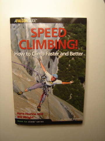 Speed Climbing book